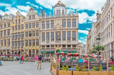 BRUSSELS Best Places To Visit