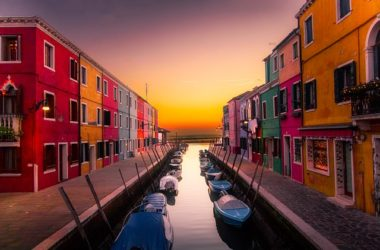 BURANO Best Places To Visit
